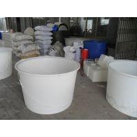 供应青州食品加工桶 食品级塑料圆桶 耐酸碱PE圆桶