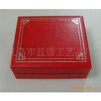 厂家生产加工袖扣盒 塑胶袖扣盒 工艺礼品袖扣盒 袖扣包装盒子