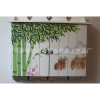 木制创意电表箱 家居装饰遮挡箱 田园风工艺品 厂家可定做