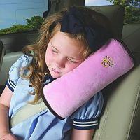 车用安全带护甲套 超柔安全带护肩 可枕式 老少儿童适用CS-004