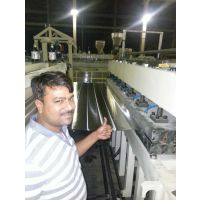 S型PC阳光板生产线(国内首创)