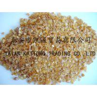 大量供应 天然增稠剂 桃胶 t桃胶颗粒