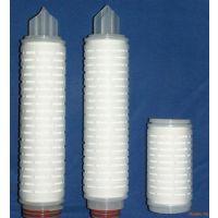 【厂家直销】尼龙膜折叠滤芯 10.20.30.40寸净水器滤芯 成都折叠滤芯尼龙滤芯供应