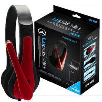 厂家直销 乐普士1020单孔耳麦头戴式时尚音乐耳机麦克风 一件也批