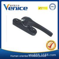 厂家供应 推拉门窗锁 铝合金月牙锁 移门锁 月牙锁 窗锁 质量保证