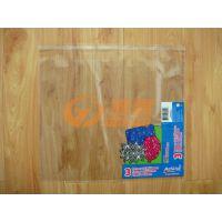 山东济南 大量现货供应 各种规格优质BOPP热切袋 胶条袋