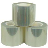 供应PET单层保护膜 亚克力低中高粘 透明易撕易贴 用于塑胶壳出厂