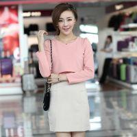 供应2013夏新款韩版女装短袖碎花雪纺连衣裙