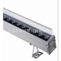 厂家供应高亮度LED线条灯 七彩36WLED洗墙灯桥梁住宅亮化工程专用