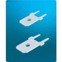 供应PC插片 插簧 端子 接线片 焊片、接线端子 电线插接件