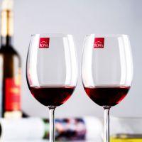 捷克进口诺纳RONA酒具 水晶红酒杯 高脚杯 葡萄酒杯 套装2610