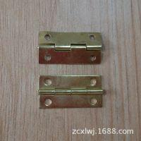 深圳厂家供应青铜色铁合页 薄铰链 工艺木器礼品盒配件 门窗配件