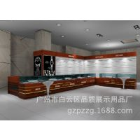 钟表展示柜,广州玻璃展示厂,展示柜,眼镜展示柜,展柜 ZB-052