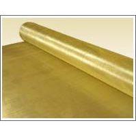 广州穗安0.9-1.5铜丝过滤网无磁、耐磨、延展性好