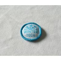 厂家订做通州区保暖马甲充棉织唛商标,来样定制