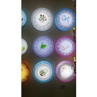 唐贵五金正品 led吸顶灯 12W主卧室灯现代简约儿童灯具圆形灯饰