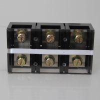 供应 TC-4003基座型大电流接线端子 400A 3位 工业配电接线端子