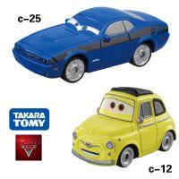 男孩女孩玩具车 迪士尼多美TOMY合金车 迷你型手推小桥车跑车