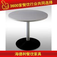 厂家直销 橡木实木方形餐台 欧式咖啡厅/茶餐厅桌子 量大从优