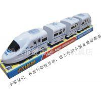 电动和谐号动车组电动音乐灯光火车 儿童玩具 仿真玩具火车模型