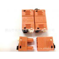 厂家批发  UL认证公母对接端子 插拔式快插端子台CN-02
