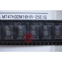 MT47H32M16HR-25E;G 封装BGA MICROCHIP代理【优势现货供应】