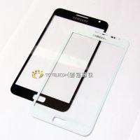厂家大量供应三星Samsung I9220盖板 note1镜面玻璃 电镀防水