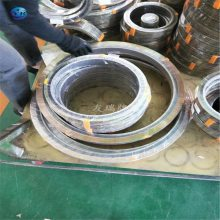 石墨加强环垫片 DN300 PN1.6碳钢加强环石墨垫片 友瑞牌石墨垫片