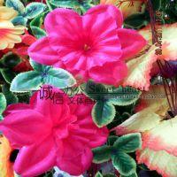 背景道具婚庆装饰拉花 仿真叶/花藤 绢花 喇叭花 向日葵 壁挂花
