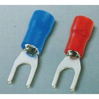 厂家供应叉形接线端子 叉形线耳 铜线鼻 冷压端子 冷压接线