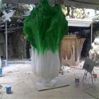 玻璃钢大白菜雕塑 菜市场主题创意雕塑 农科技院玻璃钢雕塑 仿真植物蔬菜菜椒小辣椒雕塑
