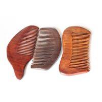 厂家供应红木梳子 保健酸枝木梳子 实木梳子防静电去头屑木梳