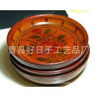 厂家热卖 优质餐饮木盘 工艺木制品