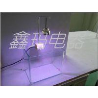 迷你夹灯高亮度鱼缸夹灯水草灯纯铝优质灯具大功率大角度透镜灯x-LED3W