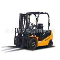 深圳供应龙工叉车LG35B蓄电池平衡重式叉车,载重3.5吨,升高3米