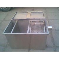 供应DN-S3不锈钢隔油池,餐饮专用一体化除油设备