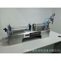 304不锈钢牛奶液体定量灌装机