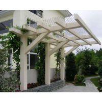 厂家专业承接不锈钢板钢结构雨棚工程
