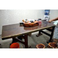 供应会议桌非洲鸡翅木老板台办公桌老板桌大班台办公台大班桌画案茶桌茶台