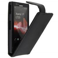真皮世家 索尼 lt22i xperia p 真皮皮套手机套保护套手机外壳