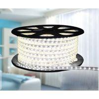 LED灯带 3014灯条120灯超亮高亮 高压节能 各色吊顶灯带装饰灯