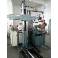 不锈钢管道弯头法兰自动焊接专机 浙江管道自动焊机厂家