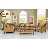 【藤木沙发】、欧式藤木沙发、藤沙发好不好、广靓源家具