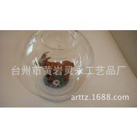 玻璃摆饰  圣诞节玻璃杯  可放置蜡烛  内部造型多种