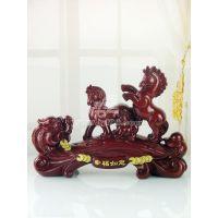 树脂雕塑 摆件 乔迁 结婚礼品 幸福如意LY-1438 SBJ693Y