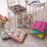 韩式加厚全棉榻榻米垫 办公室椅垫餐椅垫 椅子垫坐垫凳子垫订针垫