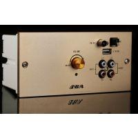 智能家居背景音乐产品与系统方案-101单体机系列