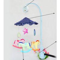 转铃木马儿童玩具 儿童益智玩具 适合0-3岁宝宝