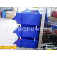 山西太原电子厂库房产品存放斜口零件盒物料盒元件盒380*235*180