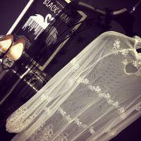 蘑菇家2014秋装新款韩版时尚 性感气质款蕾丝打底衫B132